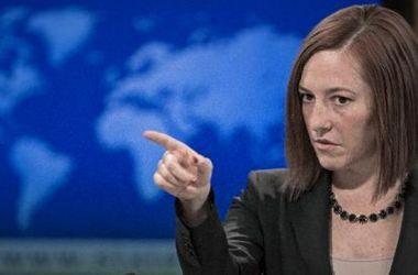 США не рассматривают ситуацию на Донбассе как причину для конфронтации России и НАТО - Псаки