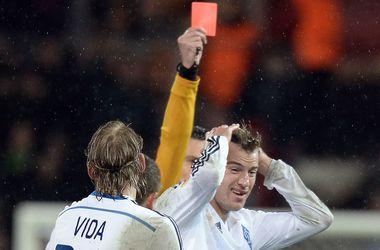 "Экс-арбитр ФИФА: ""Удаление Ярмоленко абсолютно заслуженное, а вот с Беландой арбитр погорячился"""