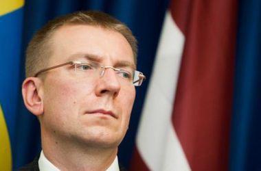 В случае отправки миротворцев в Донбасс, они не должны быть из России или стран НАТО МЗС Латвии