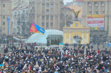 Милиция перекрыла вход на Майдан и Институтскую