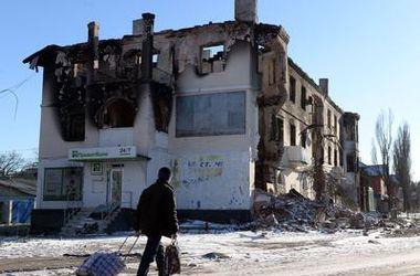 В Авдеевке снаряд попал в кафе, есть жертвы