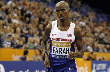 Двукратный олимпийский чемпион установил мировой рекорд на дистанции две мили