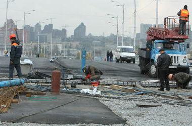 Где в Киеве ремонтируют дороги