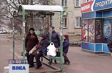 В Черкассах мужчина устроил стрельбу по людям на остановке