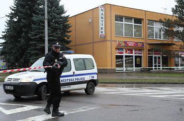 В чешском ресторане расстреляли девять человек