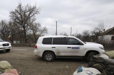 ОБСЕ фиксирует уменьшение интенсивности обстрелов на Донбассе