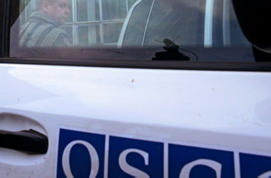 Согласована карта разграничения сторон на Донбассе - ОБСЕ