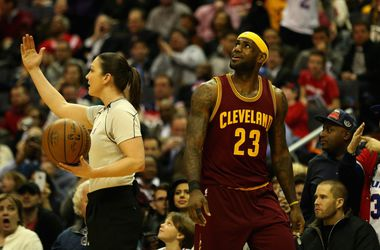 Леброн Джеймс установил рекорд НБА