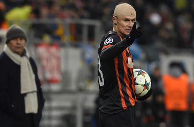 Шевчук вошел в сборную УЕФА по итогам первых матчей 1/8 финала Лиги чемпионов
