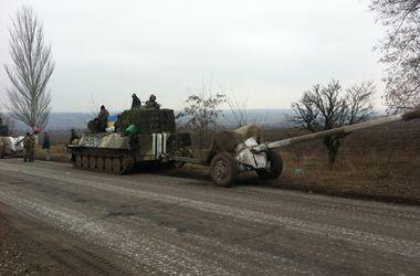 ОБСЕ фиксирует отвод тяжелого вооружения на Донбассе с обеих сторон