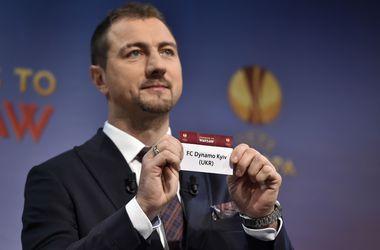 Результаты жеребьевки 1/8 финала Лиги Европы