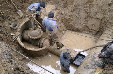 В городах Донецкой области восстановили водоснабжение