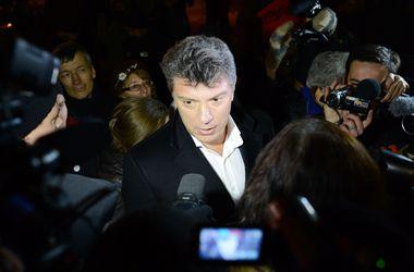 На месте убийства политика Немцова найдено шесть гильз