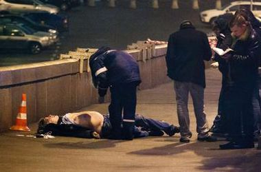 Обнародовано видео предположительного убийства Немцова