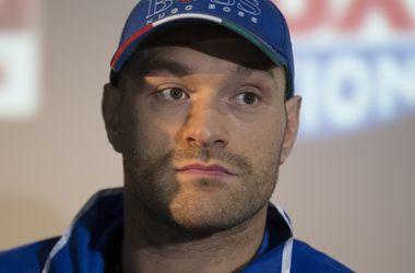 Тайсон Фьюри остался претендентом на чемпионский пояс Кличко