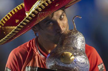 Феррер стал первым за 30 лет игроком, за две недели выигравшим титулы на грунте и харде