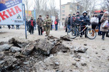 В Краматорске до сих пор находят снаряды от обстрелов 10 февраля