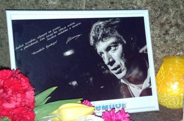 Одесситы простились с Немцовым