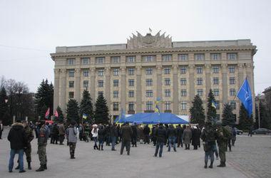 Спустя неделю после теракта в Харькове прошел еще один марш