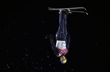Украинец Александр Абраменко выиграл этап Кубка мира по фристайлу