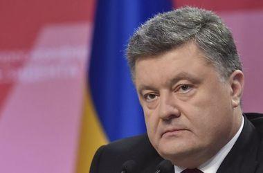 Порошенко утвердил освобождение от налогообложения продукции оборонного назначения