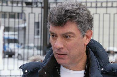 В Москве завершается шествие в память о Борисе Немцове