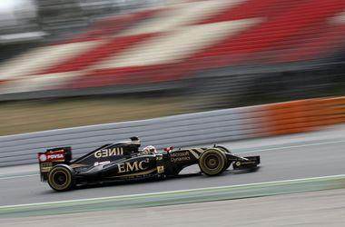 Мальдонадо разбил свой болид в последний день тестов Формулы-1