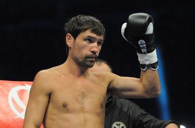 Виктор Плотников завоевал титул Интерконтинентального чемпиона IBF