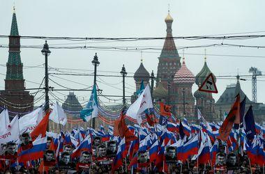 Акция в память о Немцове в Москве: за нарушение порядка задержано более 50 человек