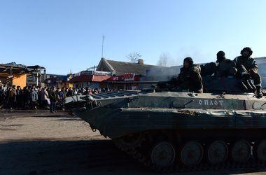 Боевики сосредоточили активность на Донецком направлении