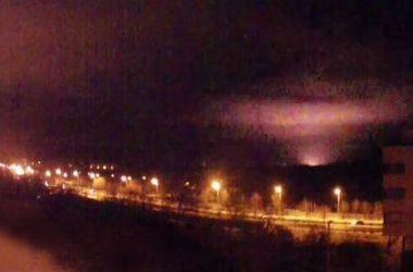 Ночью с 1 на 2 марта в Донецке прогремел мощный взрыв