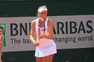Украинка Катерина Козлова установила личный рекорд в рейтинге теннисисток