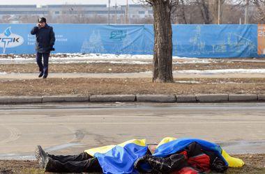 Подозреваемых в совершении теракта в Харькове грозит пожизненное