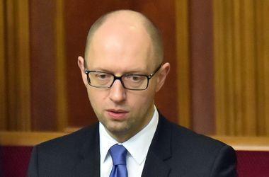 Яценюк рассказал, чем во вторник в первую очередь займется Рада