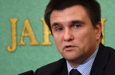 Климкин исключает нормализацию отношений с Россией без возвращения Крыма