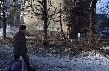 В Донецке прозвучал мощный взрыв