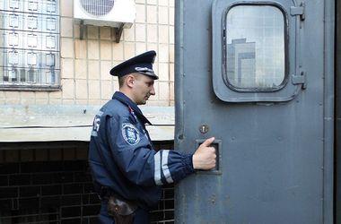 Под Киевом поймали трех разбойников