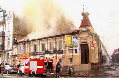 Стали известны имена спасателей, погибших в пожаре на Саксаганского