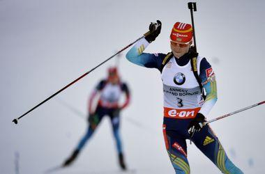 На чемпионат мира по биатлону Украина отправила восемь дебютантов