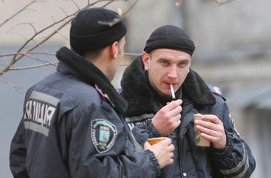 В киевском суде милиционер подстрелил коллегу