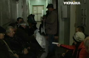 В Ромнах почти полсотни ликвидаторов аварии на ЧАЭС объявили бессрочную акцию