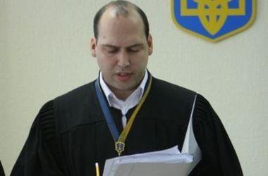 Голосеевский суд отказал в избрании меры пресечения судье Вовку