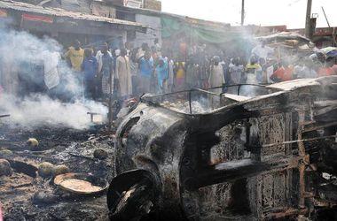 Количество жертв тройного теракта в Нигерии возросло до 47 человек