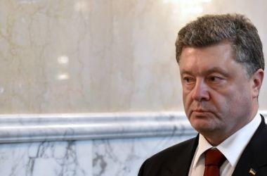 Порошенко подписал закон, упрощающий процедуру согласования проекта землеустройства