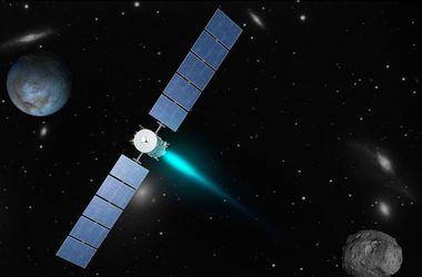 Впервые в истории зонд вышел на орбиту карликовой планеты
