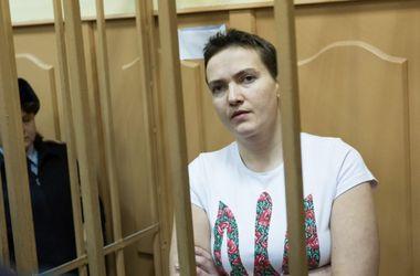 Правозащитница рассказала о симптомах, из-за которых Савченко приостановила голодовку