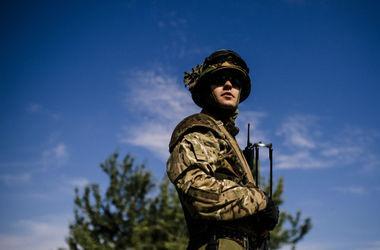 Во Львов из зоны боевых действий вернулась группа пограничников