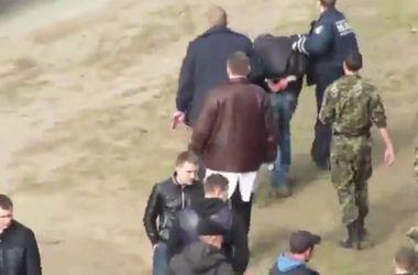В Днепропетровске задержали мужчину, взорвавшего гранату