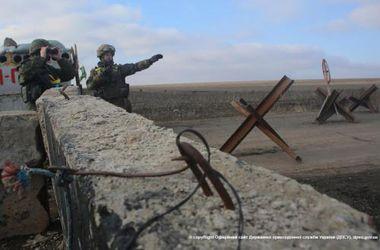 Пограничники отчитались о ситуации на границе