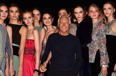 Джорджио Армани отказался брать на себя ответственность за падение Мадонны на сцене